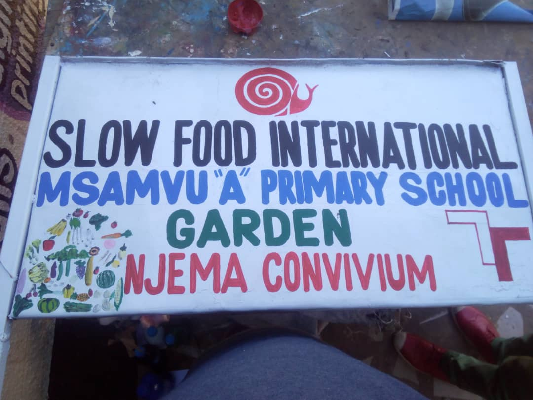 SLOW FOOD INTERNATIONAL
