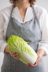 通常の白菜より小さめ「ミニ白菜」