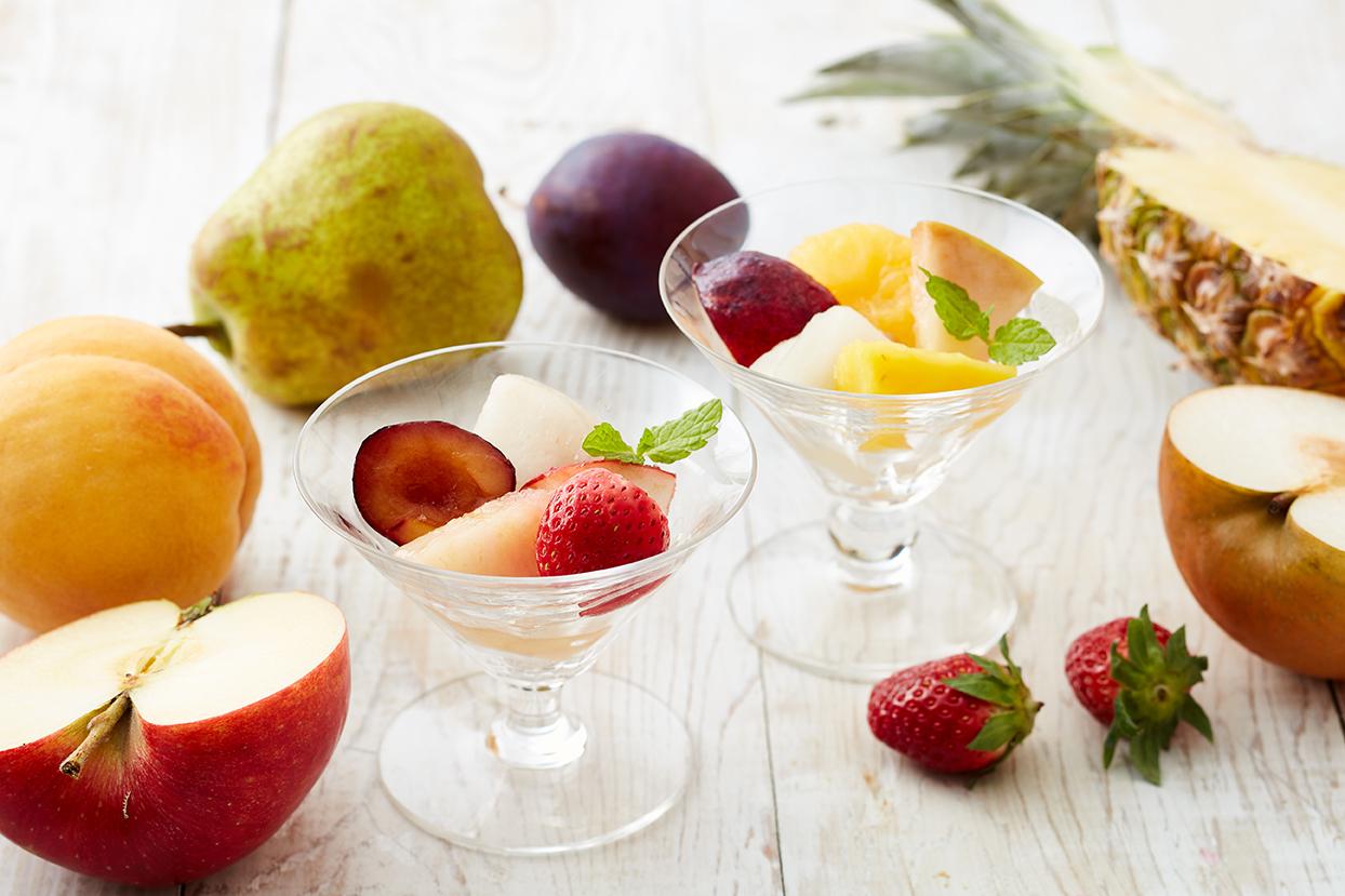 国産果実のひと口フローズンフルーツ