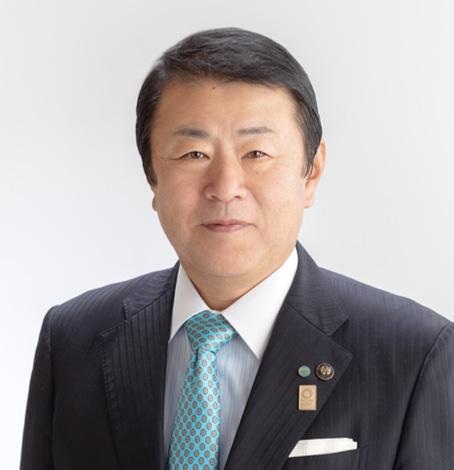 美馬市長 藤田元治氏