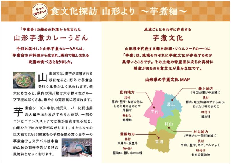 山形芋煮文化MAP(イメージ)画像