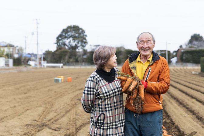有機栽培あゆみの会 伊藤晴夫さん